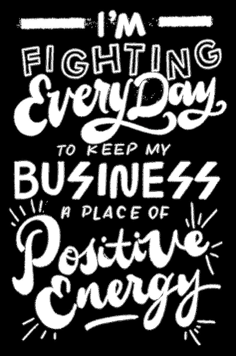 UBC Fighting Everyday Positive Energy Lauren Hanson