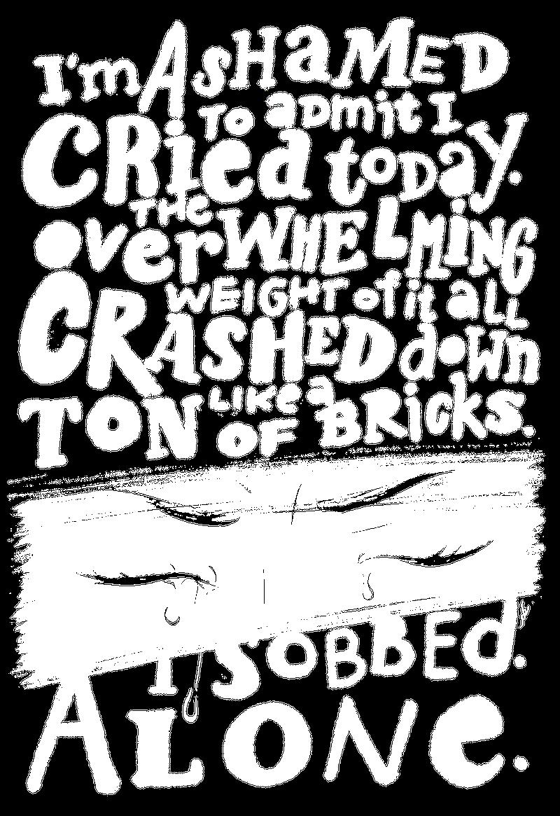UBC Im Ashamed I Cried Today Christy Bui